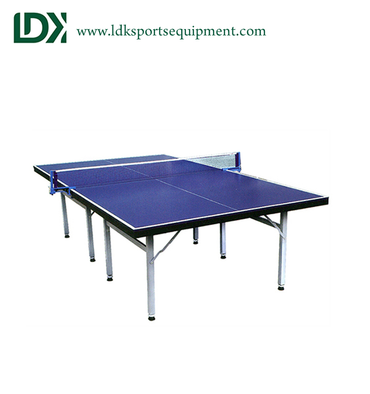Free Custom Indoor Table Tennis Table Top Full Size