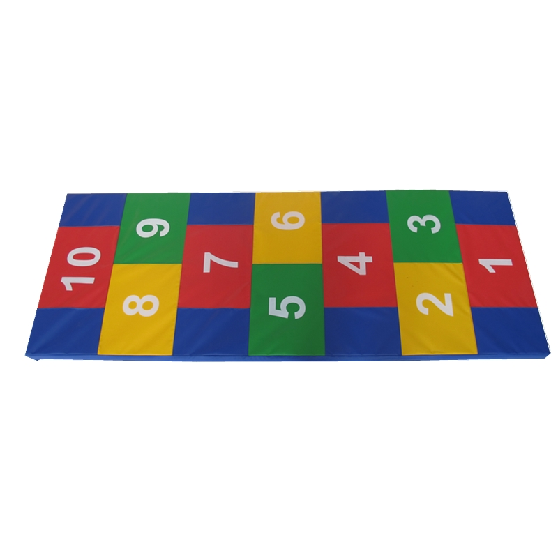 Gymnastic Floor Exercise Mat Colorful