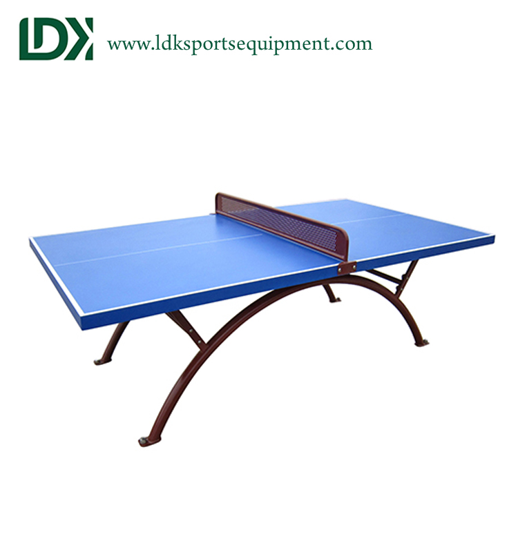 Branded Full Size Ping Pong Table Price Cheap Custom