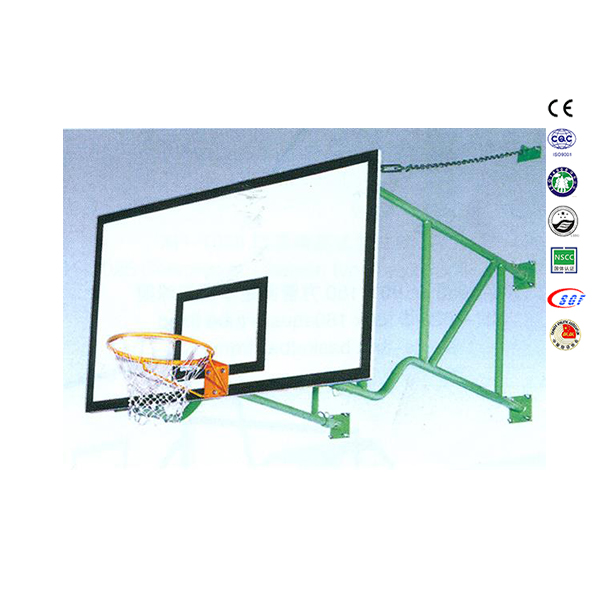 best wall mounted basketball hoop hot selling