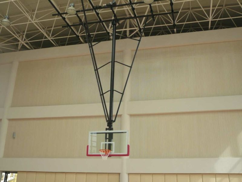 Popular Ceiling Basketball Stand Roof Basketball Stand For Sale
