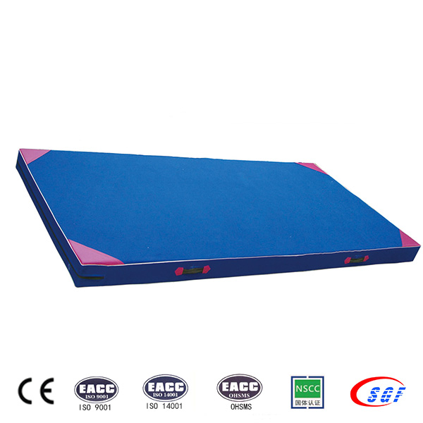 top quality gymnastic epe or eva waterproof exercise mats
