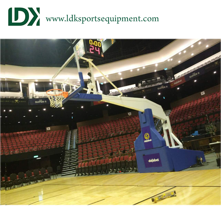 fbcc5dcb37f Official nba hydraulic basketball hoop for sale