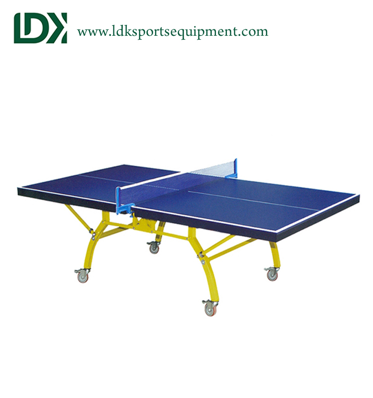 Cheap Full Size Mobile Ping Pong Table