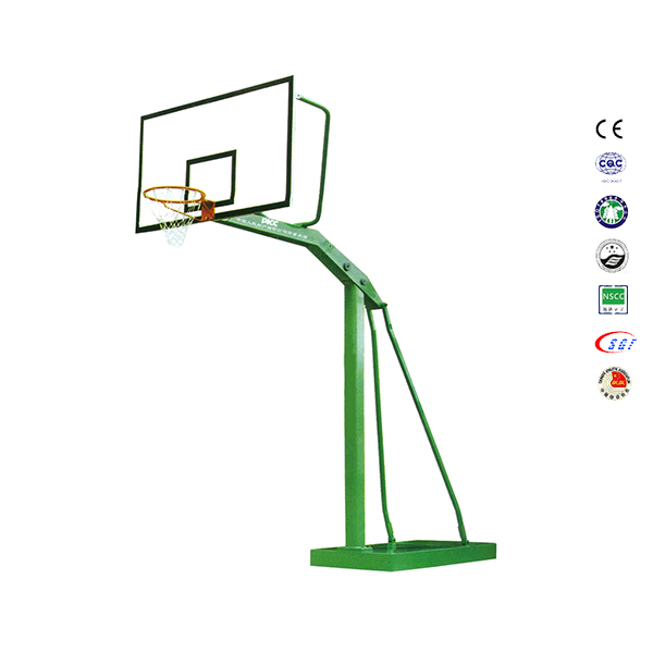 This Style Basketball Hoop Can Be Used For International Senior Compeion Professional Trainning Supporting Remote Control